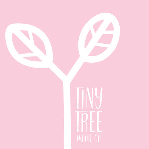 Tiny Tree Wood Co. Logo