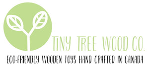 Tiny Tree Wood Co. - Eco-Friendly Wooden Toys Hand Crafted In Canada