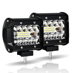 Luz de LED 60 W Barra de Luz Led 12 V 4x4 - 60 w