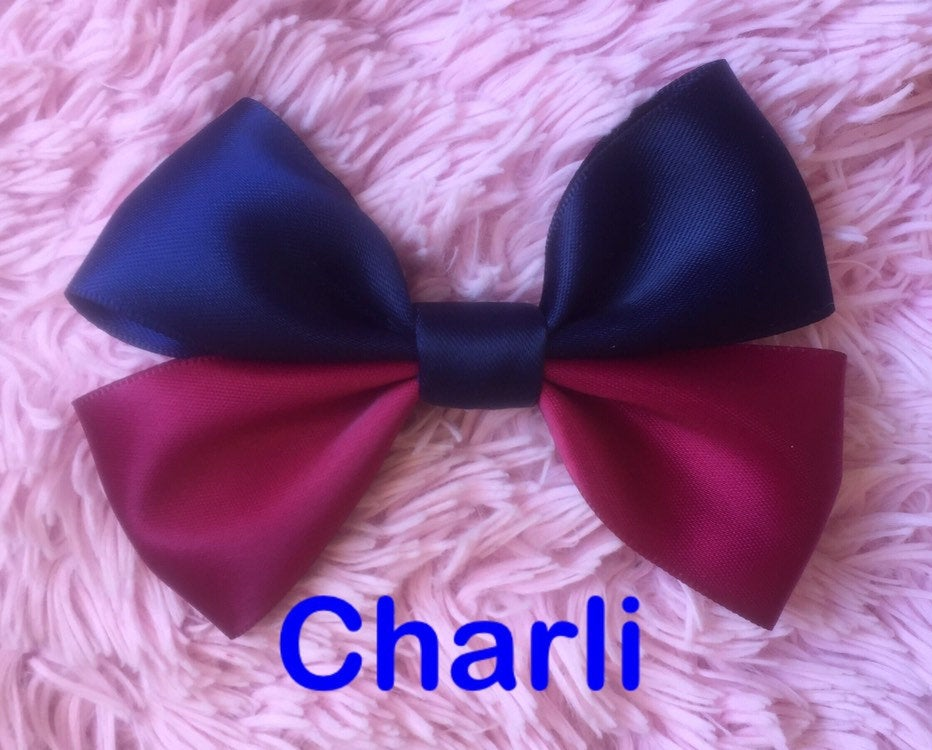 Charli bow available in lots of colors