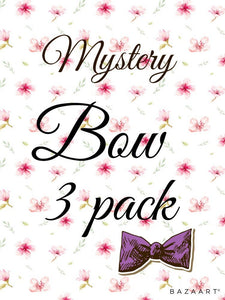 Mystery 3 pack
