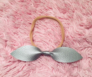 Top knot bow