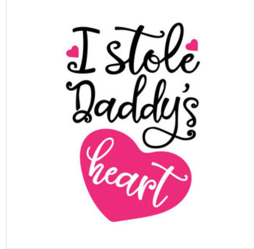 I Stole Daddys Heart