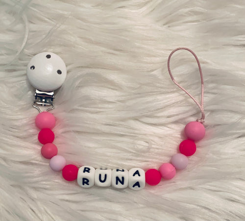 Dummy chains (personalised) pre order