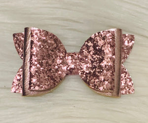 Custom double bow (leave a note with style and color)