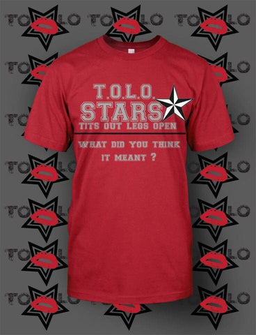 Red TOLO - What did you Think it Meant ?