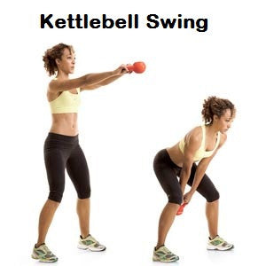 Kettlebell Exercises for Athletic Performance and Fitness