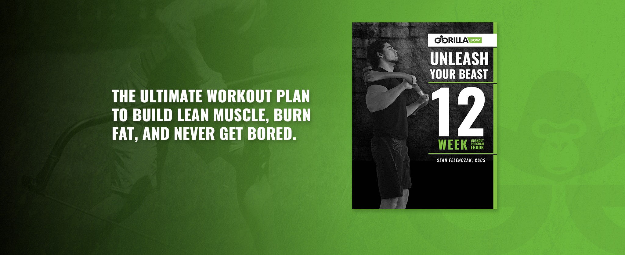 Burn fat and build lean muscle workout