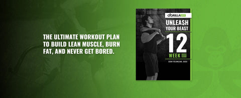 Unleash Your Beast! The Ultimate Workout Plan to Build Lean Muscle, Burn Fat, and Never Get Bored