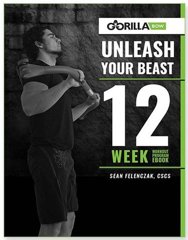 12 Week Workout Plan for Men and Women - Unleash Your Beast