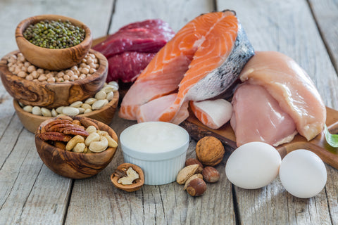 good protein sources for workouts