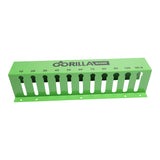 Gorilla Bow Band Rack in green