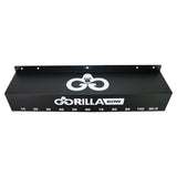 Gorilla Bow Band Rack in black