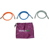 Gorilla Bow Lite Heavy Band Kit / 150 lb