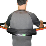 Gorilla Bow Resistance Band Protective Sleeve - Neoprene Padding, Reinforced Stitching, and Velcro Closure - Gorilla Fitness