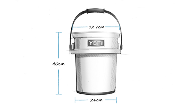 LoadOut Bucket (18.9L) Exterior