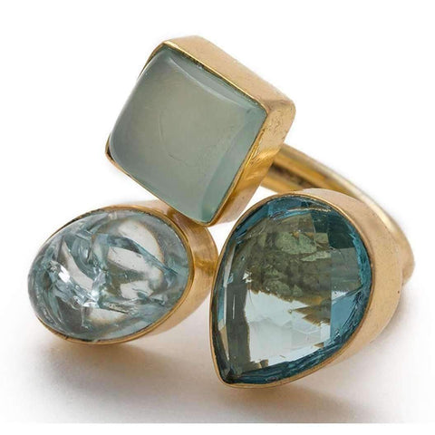 Amaya Mixed Gemstone Ring