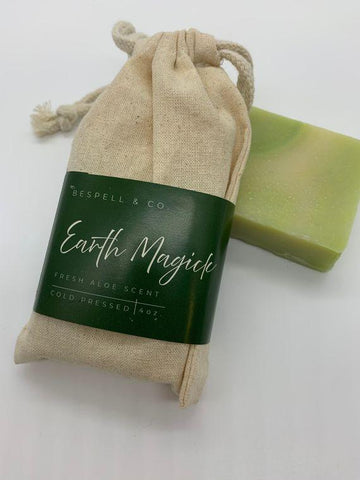 Earth Magick Soap
