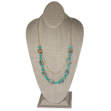 Totally Turquoise Imperial Jasper Layered Necklace
