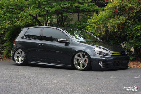 Vw Mk6 Golf R Style Side Skirts Bec Autoparts