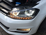 2014.5-2017 Mk7 Golf HID Headlights, Golf R Style