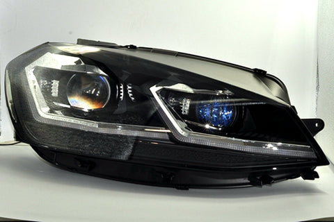2018+ VW Golf R Style Replica HID\LED Headlights
