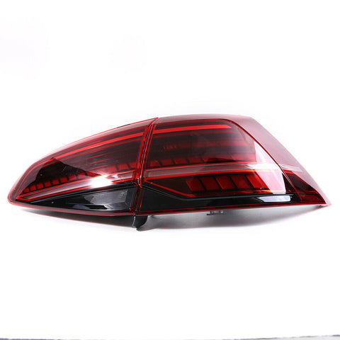 2017+ VW Mk 7.5 Golf R \ GTI LED Tail lights, OEM VW