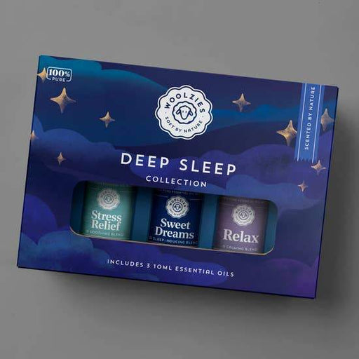 Deep Sleep Essential Oil Collection - MindfulGoods