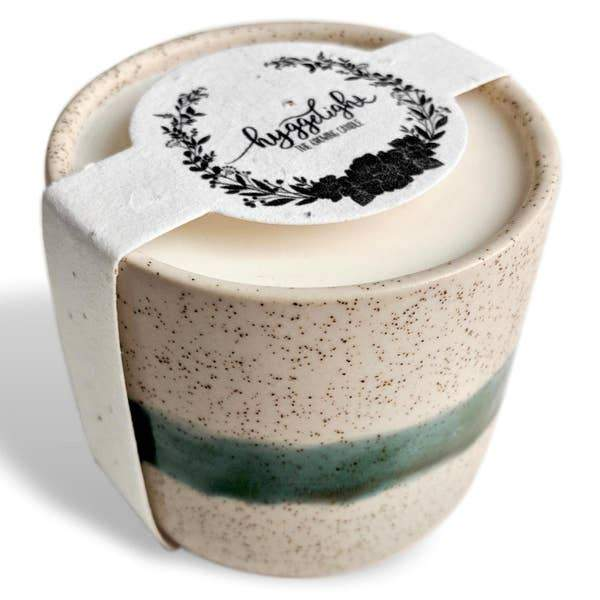 Edith Growing Vegan Soy Candle - comes with seeds to plant
