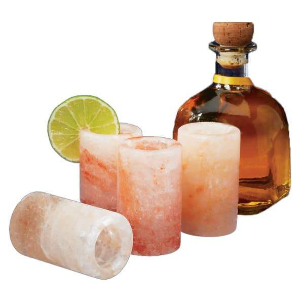 Himalayan Salt Shot Glasses - MindfulGoods