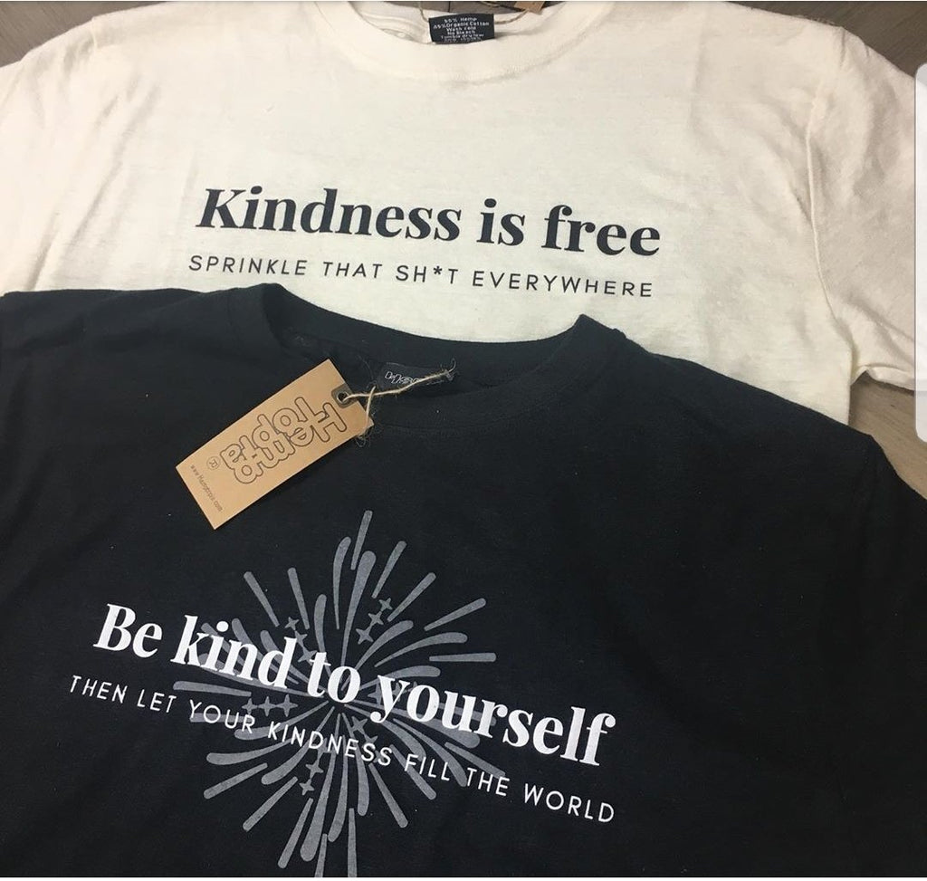 Kindness Shirts - MindfulGoods