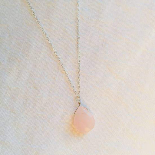 Smitten Jewelry Love Meditation Necklace - MindfulGoods