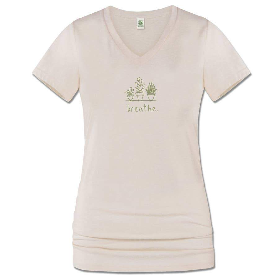 Soul Flower Breathe T-Shirt - MindfulGoods
