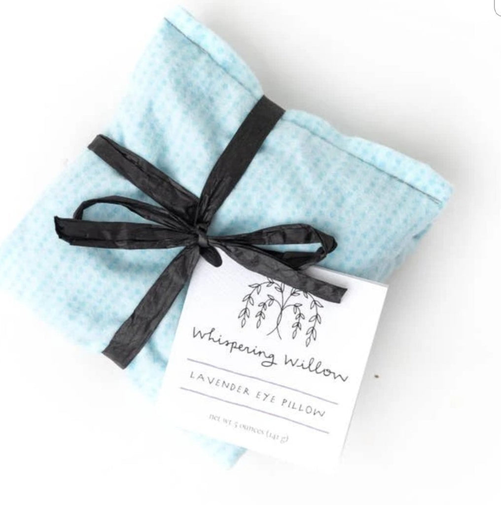 Whispering Willow - Eye Pillow, Lavender - MindfulGoods