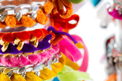 colorful chunky jewelry