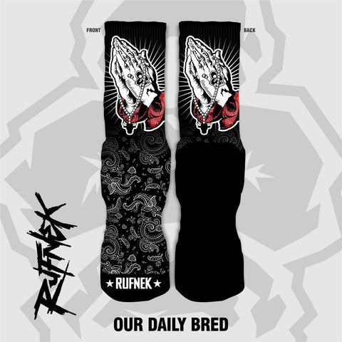Our daily BRED (SOCKS)
