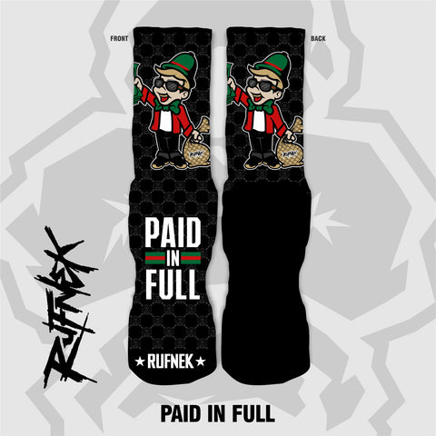 Paid in full (socks)