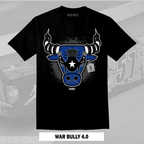 ALT MOTORSPORT WAR BULLY 4.0 (BLACK SHIRT)