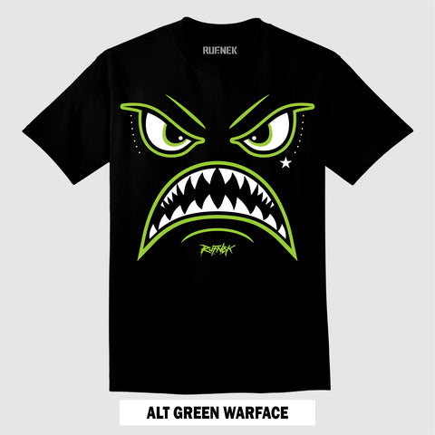Alt Green Warface (T-Shirt)