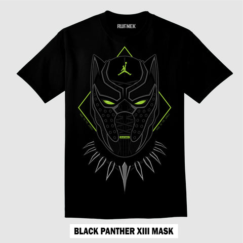 Panther XIII Mask (T-Shirt)