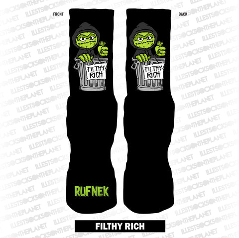 Filthy Rich (SOCKS)