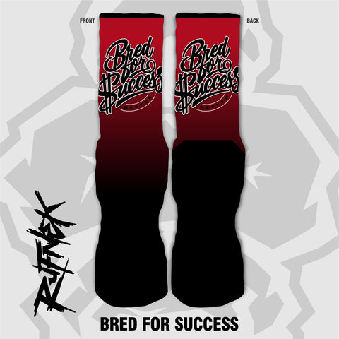 BRED FOR SUCCESS (SOCKS)