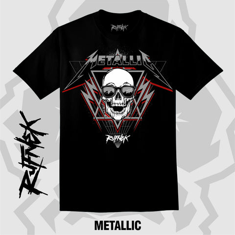 METALLIC (BLACK SHIRT)