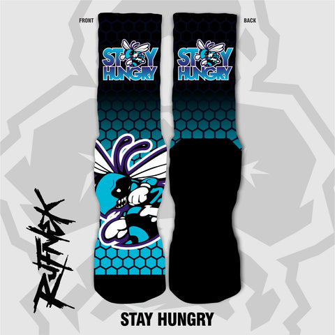 STAY HUNGRY (SOCKS)