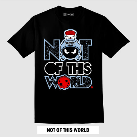 NOT OF THIS WORLD (Black T-Shirt)