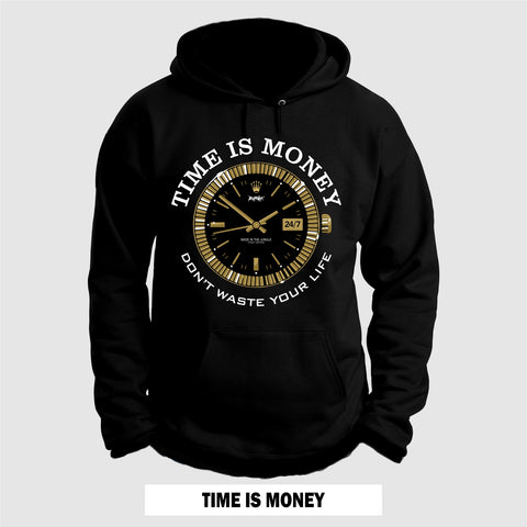 TIME IS MONEY (HOODIE)