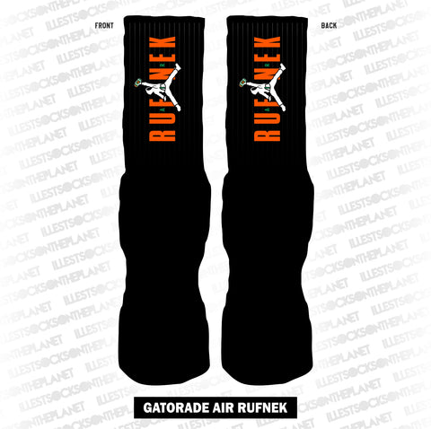 GATORADE AIR RUFNEK Souljahman (SOCKS)