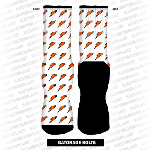 GATORADE BOLTS (SOCKS)