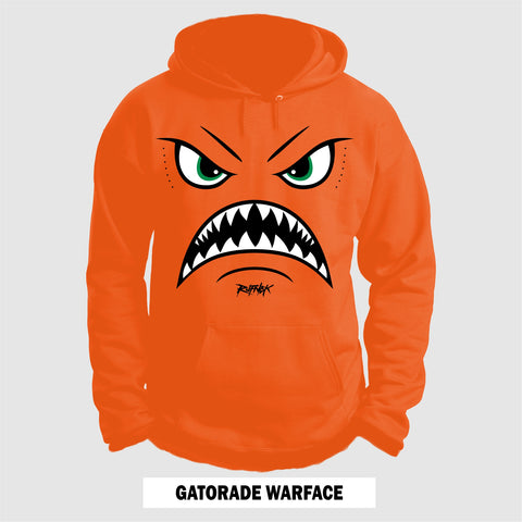 Orange Gatorade WARFACE (Hoodie)