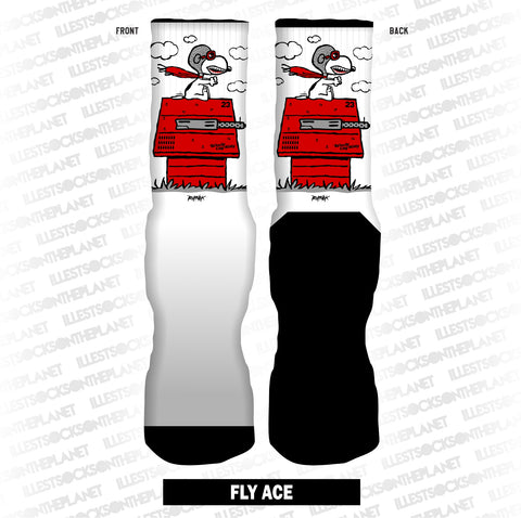 FLY ACE (SOCKS)